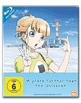 A Place Further Than The Universe Vol. 3 Blu-ray