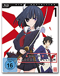 Armed Girl's Machiavellism Vol. 1 Blu-ray