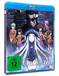Arpeggio of Blue Steel: Ars Nova Cadenza Blu-ray