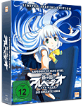Arpeggio of Blue Steel: Ars Nova - Limited Complete Edition Blu-ray (3 Discs)