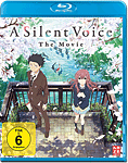 A Silent Voice: The Movie Blu-ray