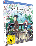 A Silent Voice: The Movie - Deluxe Edition Blu-ray (Anime Blu-ray)