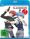 Assassination Classroom II Vol. 1 Blu-ray (Anime Blu-ray)