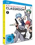 Assassination Classroom Vol. 1 - Limited Edition Blu-ray