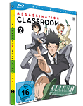 Assassination Classroom Vol. 2 Blu-ray