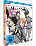 Assassination Classroom Vol. 4 Blu-ray