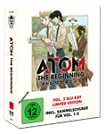 Atom the Beginning Vol. 3 - Limited Edition (inkl. Schuber) Blu-ray (Anime Blu-ray)
