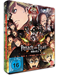 Attack on Titan Movie Teil 2: Flügel der Freiheit - Steelcase Blu-ray