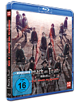 Attack on Titan Movie Teil 3: Gebrüll des Erwachens Blu-ray
