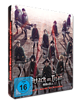 Attack on Titan Movie Teil 3: Gebrüll des Erwachens - Steelcase Blu-ray