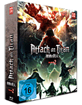 Attack on Titan: Staffel 2 Vol. 1 - Limited Edition (inkl. Schuber) Blu-ray