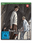 Attack on Titan: Staffel 2 Vol. 2 Blu-ray