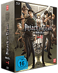 Attack on Titan: Staffel 3 Vol. 1 - Limited Edition (inkl. Schuber) Blu-ray