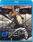 Attack on Titan Vol. 1 Blu-ray