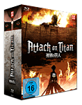 Attack on Titan Vol. 1 - Limited Edition (inkl. Schuber) Blu-ray