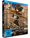 Attack on Titan Vol. 2 Blu-ray (Anime Blu-ray)