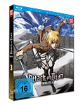 Attack on Titan Vol. 3 Blu-ray (Anime Blu-ray)