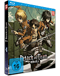 Attack on Titan Vol. 4 Blu-ray