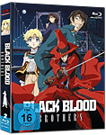 Black Blood Brothers - Gesamtausgabe Blu-ray (2 Discs)