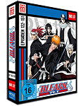 Bleach: Die TV-Serie - Box 07 Blu-ray (4 Discs)