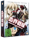Blood Blockade Battlefront Vol. 1-3 - Limited Special Edition Blu-ray (4 Discs)