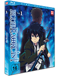 Blue Exorcist Vol. 1 Blu-ray