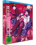 Blue Exorcist Vol. 3 Blu-ray