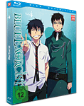 Blue Exorcist Vol. 4 Blu-ray