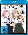 Brynhildr in the Darkness Vol. 4 Blu-ray