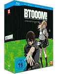 BTOOOM! Vol. 1 - Limited Edition (inkl. Schuber) Blu-ray