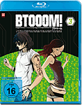 BTOOOM! Vol. 3 Blu-ray