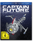 Captain Future - Collector's Edition Blu-ray (9 Discs)