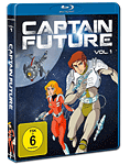 Captain Future Vol. 1 Blu-ray