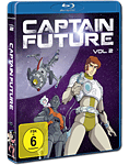 Captain Future Vol. 2 Blu-ray