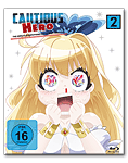 Cautious Hero: The Hero Is Overpowered But Overly Cautious Vol. 2 Blu-ray