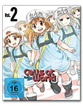 Cells at Work! Vol. 2 - Mediabook Edition Blu-ray (2 Discs)