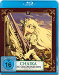 Chaika: Die Sargprinzessin - Avenging Battle Vol. 4 Blu-ray