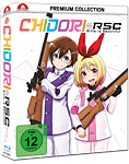 Chidori: Rifle is Beautiful - Gesamtausgabe Blu-ray (4 Discs)