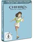 Chihiros Reise ins Zauberland - Limited Collector's Edition Blu-ray (2 Discs)