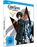 Code Geass: Lelouch of the Rebellion - Mediabook Gesamtausgabe Blu-ray (2 Discs)