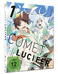 Comet Lucifer Vol. 1 Blu-ray (Anime Blu-ray)