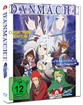 DanMachi: Arrow of the Orion Blu-ray