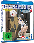 DanMachi: Is It Wrong to Try to Pick Up Girls in a Dungeon? II Vol. 1 Blu-ray