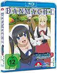 DanMachi: Is It Wrong to Try to Pick Up Girls in a Dungeon? II Vol. 4 Blu-ray