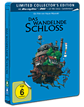 Das Wandelnde Schloss - Limited Collector's Edition Blu-ray (2 Discs)