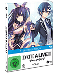 Date a Live III Vol. 2 - Steelcase Edition Blu-ray