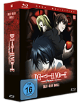Death Note - Box 2 Blu-ray (3 Discs)