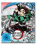 Demon Slayer: Kimetsu no Yaiba Vol. 1 Blu-ray