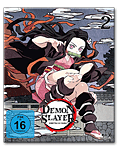 Demon Slayer: Kimetsu no Yaiba Vol. 2 Blu-ray
