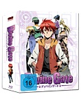 Divine Gate Vol. 1 - Limited Edition (inkl. Schuber) Blu-ray